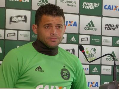 Edinho Coritiba (Foto: Monique Silva)