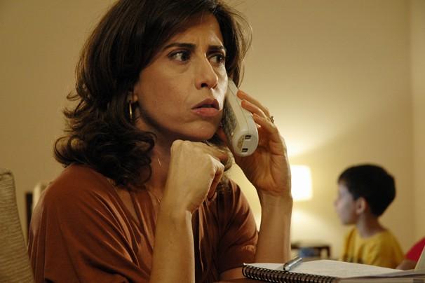 A atriz Fernanda Torres em cena de A Mulher Invisível (2009) (Foto: Divulgação)
