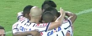 Corinthians bate Vitória em MT e volta ao G-4 (Reprodução)