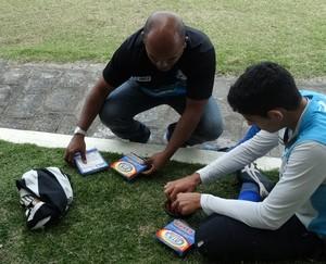 Psicologo do porto-pe, Erick sandro (Foto: Vital Florêncio / GloboEsporte.com)