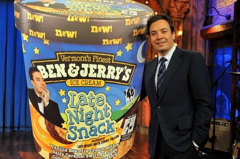 Late Night Snack, sabor da Ben & Jerry's inspirado no programa de Jimmy Fallon (Foto: Reprodução da internet)