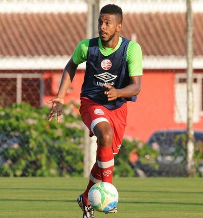 Renato Chaves Náutico (Foto: Aldo Carneiro / Pernambuco Press)
