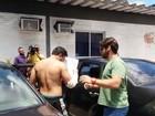Motorista que bateu carro em ponto de ônibus na Reta da Penha é preso