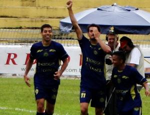 Gabriel Barcos São Bento (Foto: Jesus Vicente / EC São Bento)