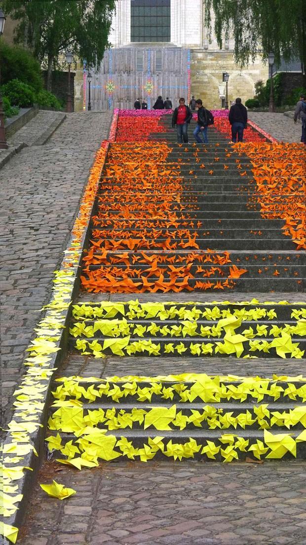 17 escadas (Foto: reprodução)