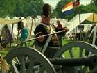 Europeus lembram 200 anos da  derrota de Napoleão em Waterloo