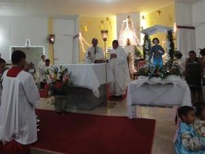 A novena do Menino Jesus acontece de 15 a 24 de dezembro (Foto: Joselita de Souza/Arquivo pessoal)