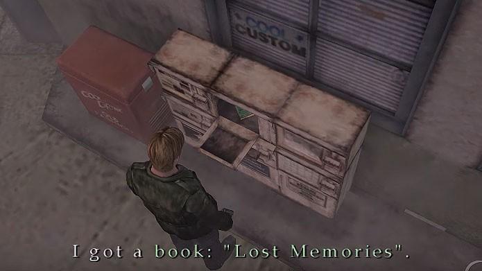 Pegue os quatro itens para assistir o final Rebirth de Silent Hill 2 (Foto: Reprodução/Youtube)