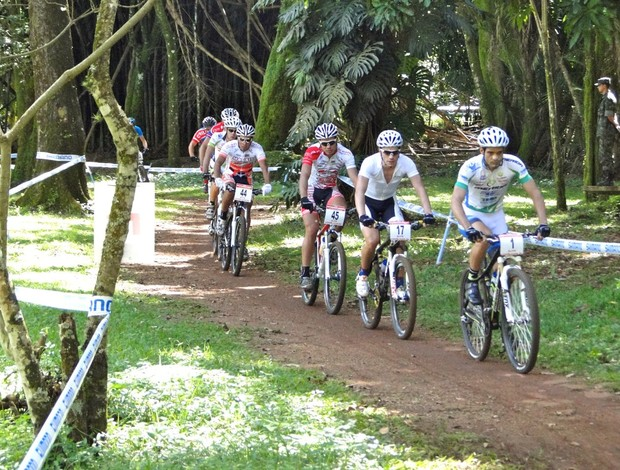 Copa Internacional de Mountain Bike, etapa Araxá (Foto: Divulgação/Noispedala)