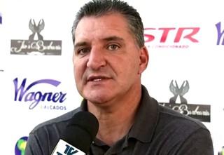 Sérgio Caetano, técnico, Catanduvense, Copa Paulista (Foto: Reprodução / TV TEM)