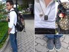 Projac Fashion Week! Confira o look que os famosos exibem nos bastidores