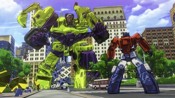 Transformers Devastation (Foto: Divulgação/Activision)