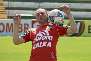 Rodrigo Gral Chapecoense (Foto: Aguante Comunicação/Chapecoense)