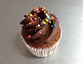 Chococake: veja a receita do cupcake de chocolate (Foto: Divulgao)