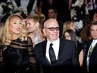 Rupert Murdoch e ex-modelo Jerry Hall anunciam noivado