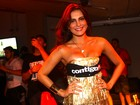 Veja os shows e os famosos no segundo dia de Axé Brasil