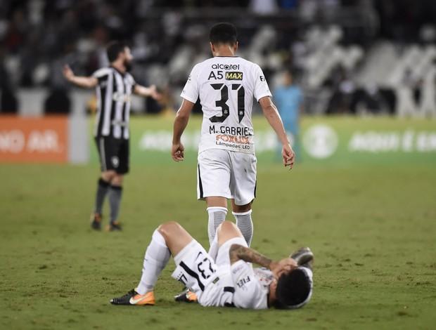 Marquinhos Gabriel Botafogo x Corinthians