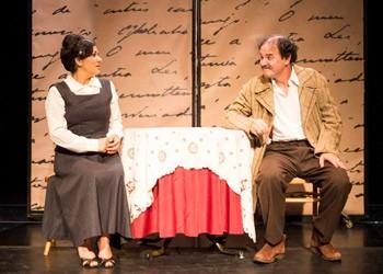 Gabriela Duarte é a governanta por quem Pessoa se apaixona (Foto: Fernando Stankuns)