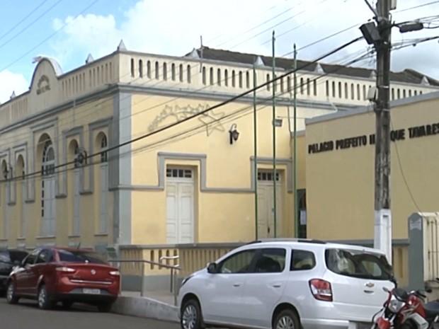 Concorriam para as três vagas de procurador do Município de Codó 353 candidatos (Foto: Reprodução/TV Mirante)