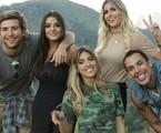 Os participantes do reality 'Alto Leblon' | Divulgação