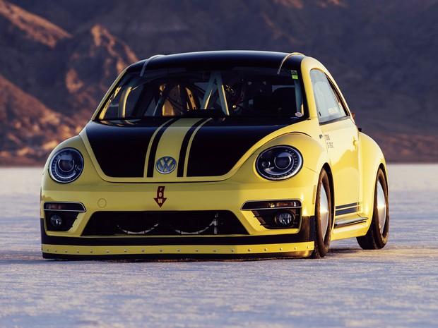 Volkswagen Beetle LSR (Foto: Divulgação)