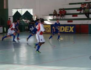 Maranhão joga Taça Brasil de futsal (Foto: Divulgação/CBFS)