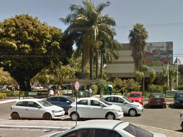 Sede da Conab, em Brasília, na 901 Sul (Foto: Google/Reprodução)