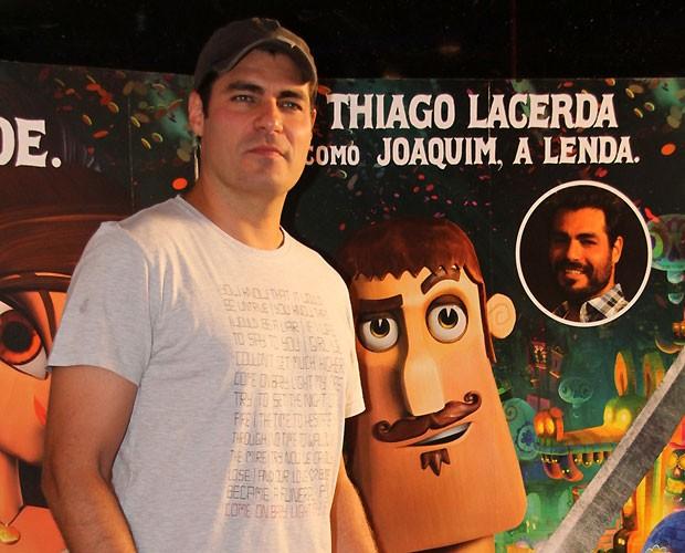 Thiago Lacerda (Foto: Foto Rio News)