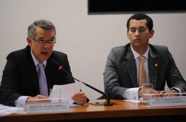 Walmir Campelo, ministro do TCU (Foto: Agência Câmara)