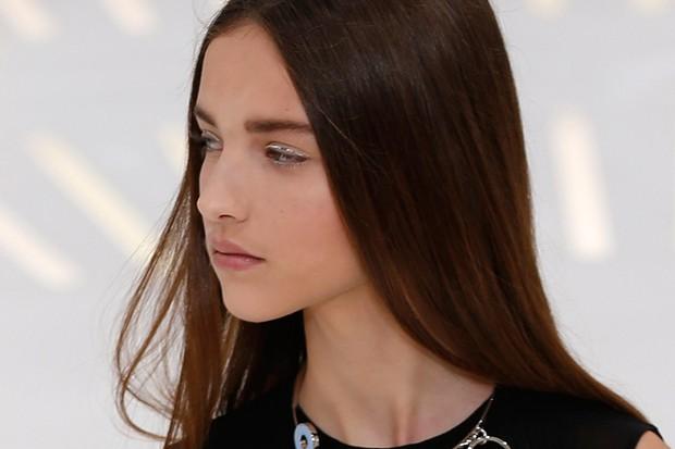 [MODA] Semana de Moda Paris - Desfile Dior (Foto: Agência AFP)