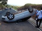 Dom Diamantino sofre acidente na BR-460 em Olímpio Noronha, MG