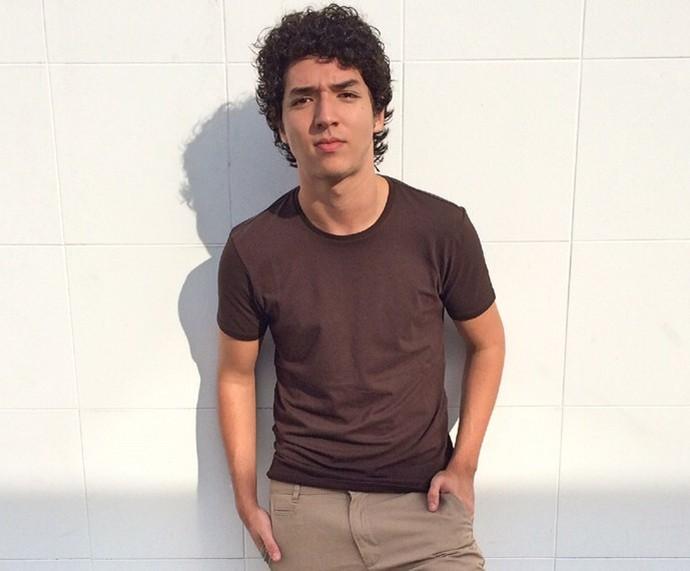 João Vitor Silva vive Hércules, filho de Fausto (Foto: Reprodução)