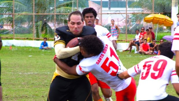 Time treina no Estádio João Hora (Foto: Divulgação/Bravos)