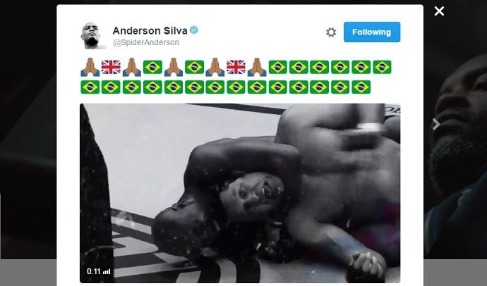 BLOG: Em busca de luta contra Bisping, Spider posta vídeo de vitória sobre Hendo