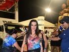Cleo Pires curte Carnaval em São Paulo com amigos