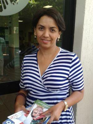 Advogada fará vestibular para curso de jornalismo (Foto: Mariana Bonora/ G1)