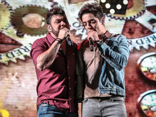 Fred e Gustavo (Foto: Matheus Henrique/Divulgação)