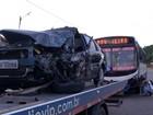 Vítima de acidente na PA-391 está em estado grave no Metropolitano