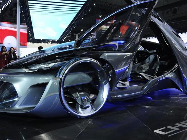 Chevrolet FNR Concept (Foto: Divulgação/Newspress)