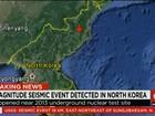 Coreia do Norte diz ter feito teste de bomba de hidrogênio bem-sucedido