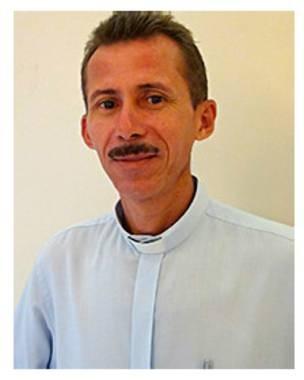 Padre Elmiran Ferreira testemunhou milagre brasileiro de Madre Teresa  (Foto: Diocese de Santos)
