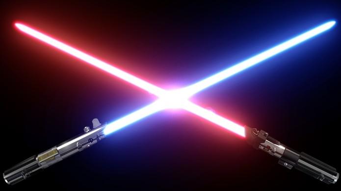Inventor da LED vermelha achou 'insulto' Prêmio Nobel de Física de 2014 (Foto: Reprodução/Allstarwarslightsabers)
