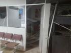 Bando assalta posto bancário e atira contra a PM em Monsenhor Gil