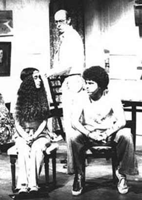 """Lucélia Santos em """"Rasga Coração"""" (1979) (Foto: Divulgação)"""