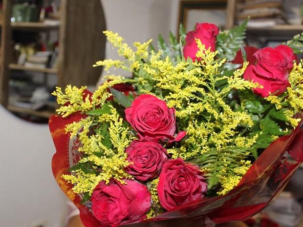 Mulheres SÃo Como Flores: Dia Da Mulher Movimenta Floriculturas E Incrementa