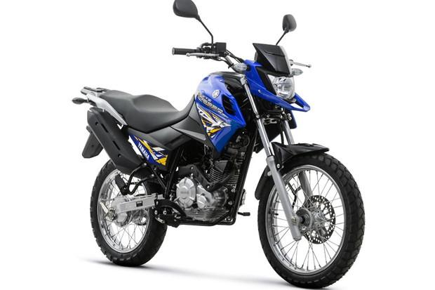 Yamaha Crosser 150 (Foto: Divulgação)
