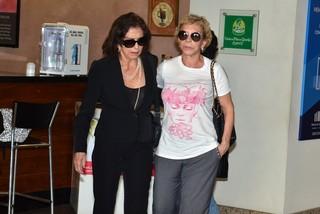 Betty Faria e Arlete Salles (Foto: Roberto Teixeira / EGO)