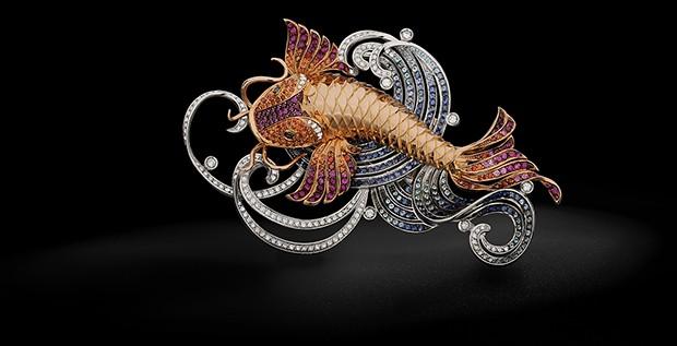 As joias artesanais da Julio Okubo (Foto: Divulgação)
