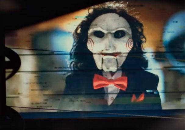 """Cena do trailer de """"Jogos Mortais: Jigsaw"""" (Foto: Reprodução)"""