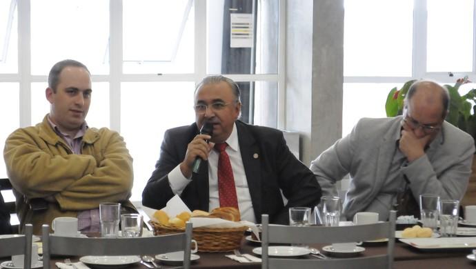 internacional inter vice jurídico giovani gazen (Foto: Divulgação / Internacional)